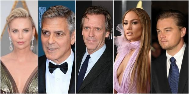 Leo DiCaprio, George Clooney, Jennifer Lopez, leurs premiers pas à Hollywood - La DH