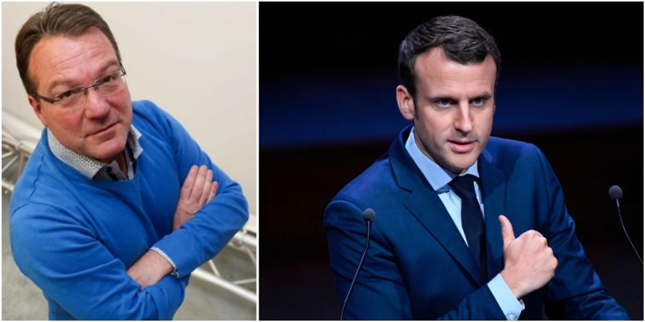 L'humeur du web: Macron, l'irrésistible attraction - La DH