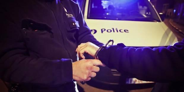 La Louvière: 1,5 kg de cannabis saisis, les malfrats tirent sur la police - La DH
