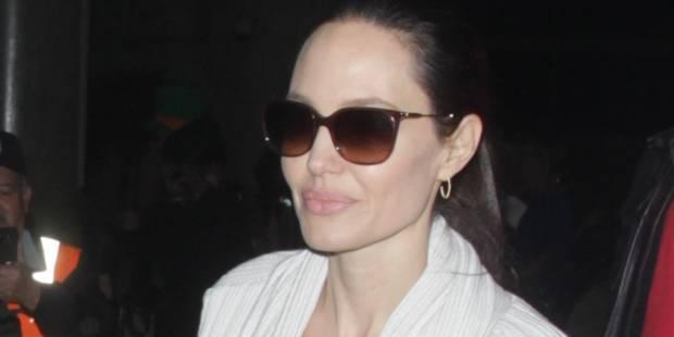 Angelina Jolie et Brad Pitt réconciliés - La DH