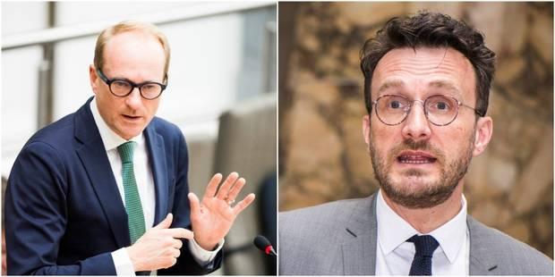 """Stade national: le ministre bruxellois Pascal Smet juge """"infantile"""" le refus du ministre flamand Ben Weyts - La DH"""
