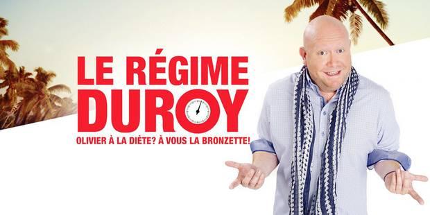 Olivier Duroy prépare un one-man-show - La DH