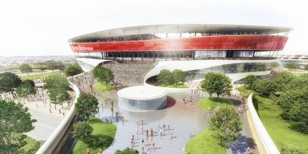 Voici les 7 péchés capitaux du Stade national - La DH