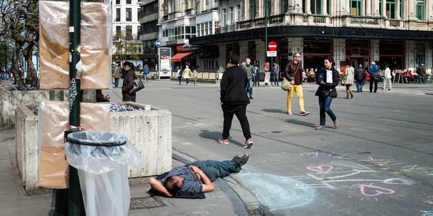 Piétonnier à Bruxelles: les habitants et commerçants du centre ne se sentent pas écoutés - La DH