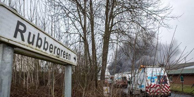 Frameries: la FGTB suspend l'action prévue demain devant Rubbergreen - La DH