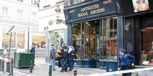Jean-Pierre Witmeur, 70 ans, volé et laissé pour mort dans sa boutique - La DH
