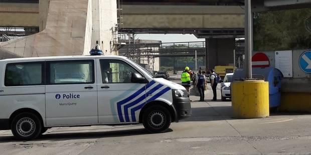 Obourg : Olivier Descamps, porté disparu suite à un effondrement - La DH