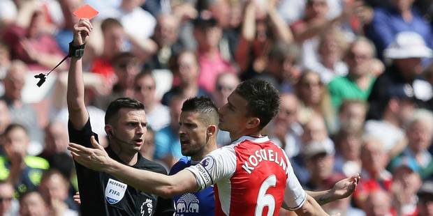 Koscielny manquera la finale de la Cup face à Chelsea - La DH