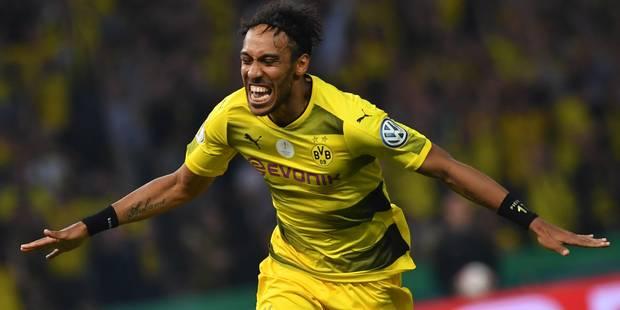 "Premier ""très gros"" transfert du mercato: accord Dortmund-PSG pour le transfert d'Aubameyang - La DH"