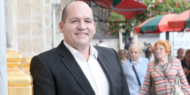 Philippe Close est le nouveau bourgmestre de Bruxelles - La DH