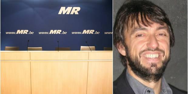 Le MR Christophe Pourtois file au Foyer Laekenois - La DH