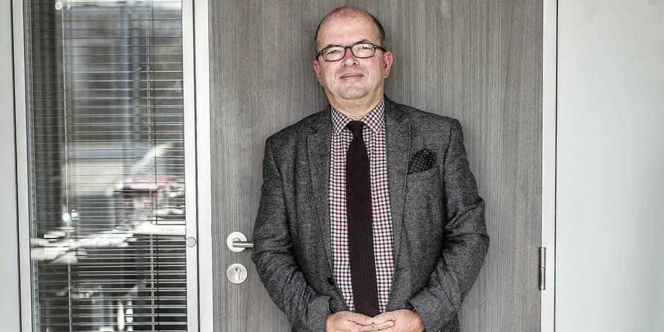 """Stéphane Rosenblatt, directeur de la télévision chez RTL-TVI: """"TF1 ne marche que sur trois émissions"""" - La DH"""