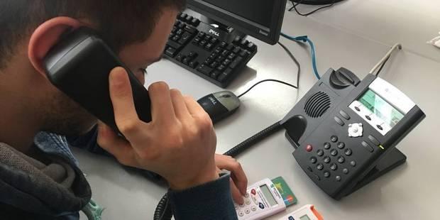 Colfontaine: Une sexagénaire arnaquée de 2100 euros par téléphone - La DH