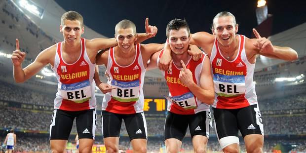 Trois coureurs russes suspendus, les Belgian Tornados officiellement 4es des JO 2008 - La DH