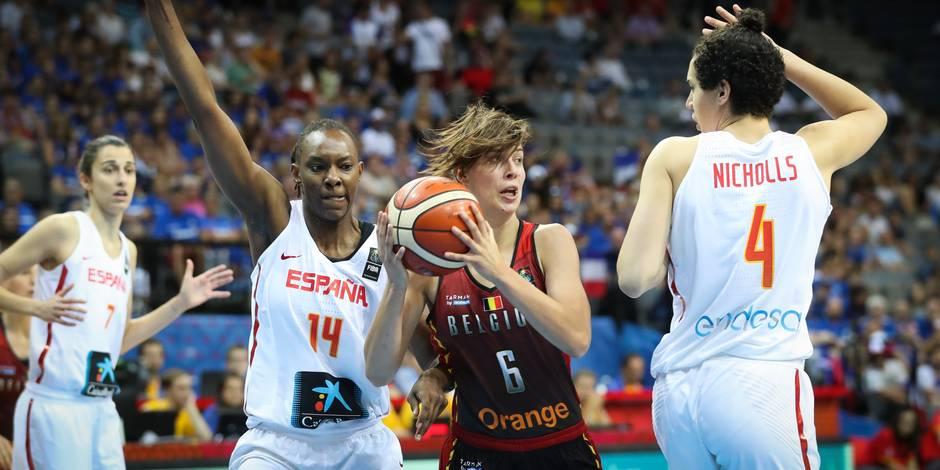 Basket: l'argent à l'Euro pour les adieux de Dumerc aux Bleues