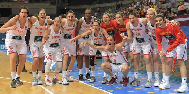 Euro de basket: l'Espagne championne d'Europe pour la troisième fois - La DH