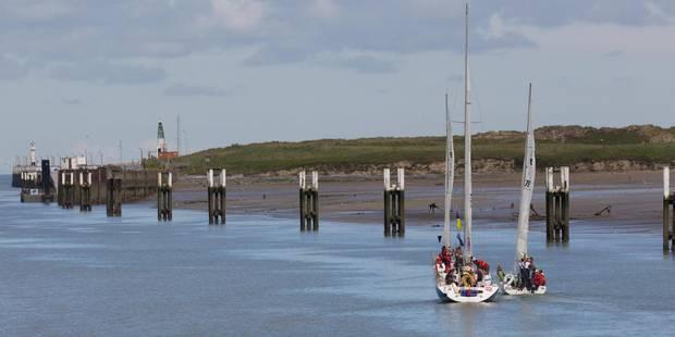 Ostende: les recherches du 6e occupant du bateau chaviré ont été arrêtées - La DH