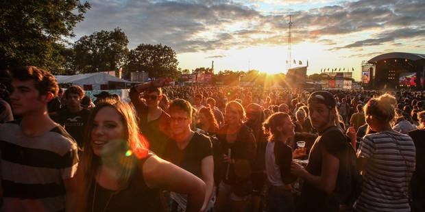 Le 29e Dour Festival en cinq nouveautés - La DH