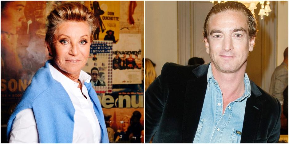 Son fils Ludovic Chancel est décédé — Sheila