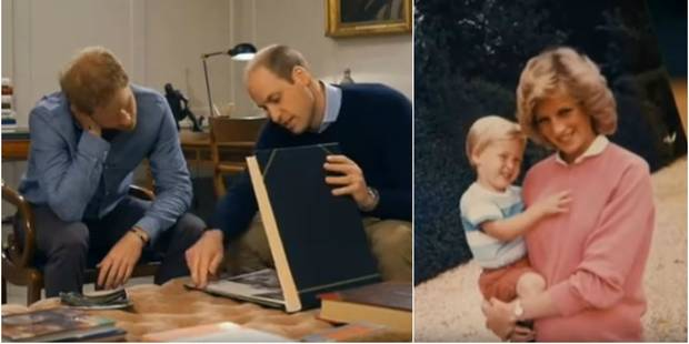 """""""Diana, notre mère : sa vie et son héritage"""" : le documentaire exceptionnel sur Lady Di au travers de ses fils - La DH"""