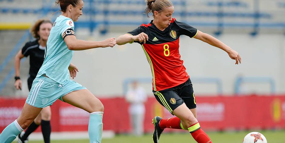 La France bat l'Islande pour son entrée en lice — Euro féminin
