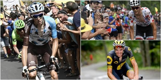 Bardet aidé par les coureurs français du peloton pour vaincre Froome ? (VIDEOS) - La DH