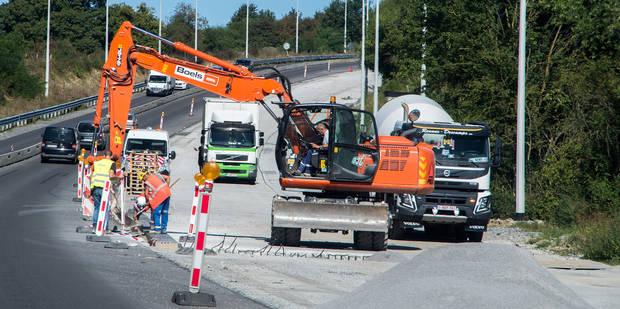 Charleroi: 3 gros chantiers commencent cette semaine - La DH