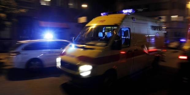 Accident mortel à Ampsin - La DH