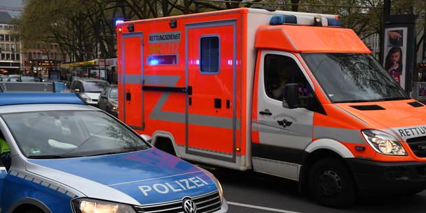 Un enfant belge de 13 ans perd la vie dans un accident de la route en Allemagne - La DH