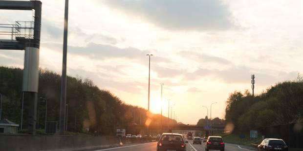 La E40 entre Louvain et Bruxelles entièrement rouverte à la circulation dès lundi - La DH