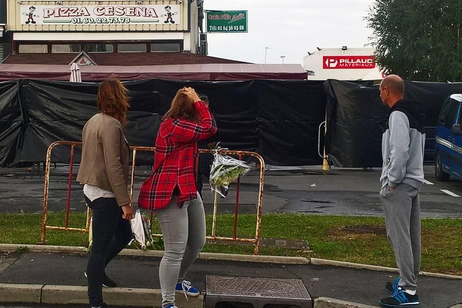 Voiture-bélier contre une pizzeria: un acte délibéré mais non terroriste