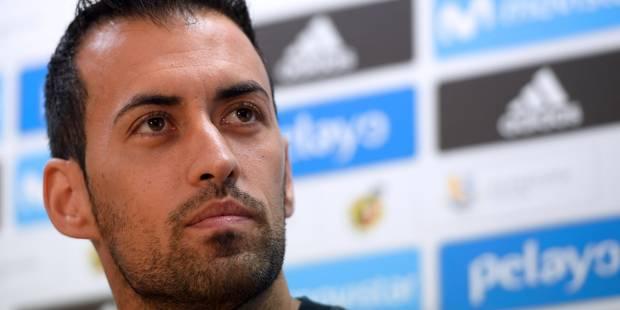 """""""Il faut recruter"""" pour remplacer Neymar, juge Busquets - La DH"""