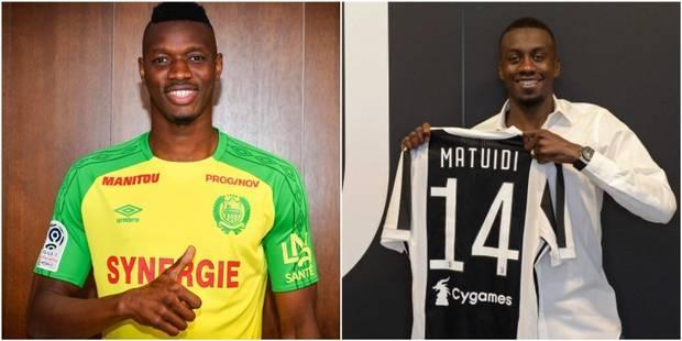 Le journal du mercato (18/08): Coulibaly à Nantes pour 4 millions, Matuidi signe pour 3 ans à la Juve (Officiel) - La DH