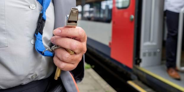 Les agressions envers des agents de la SNCB repartent à la hausse - La DH