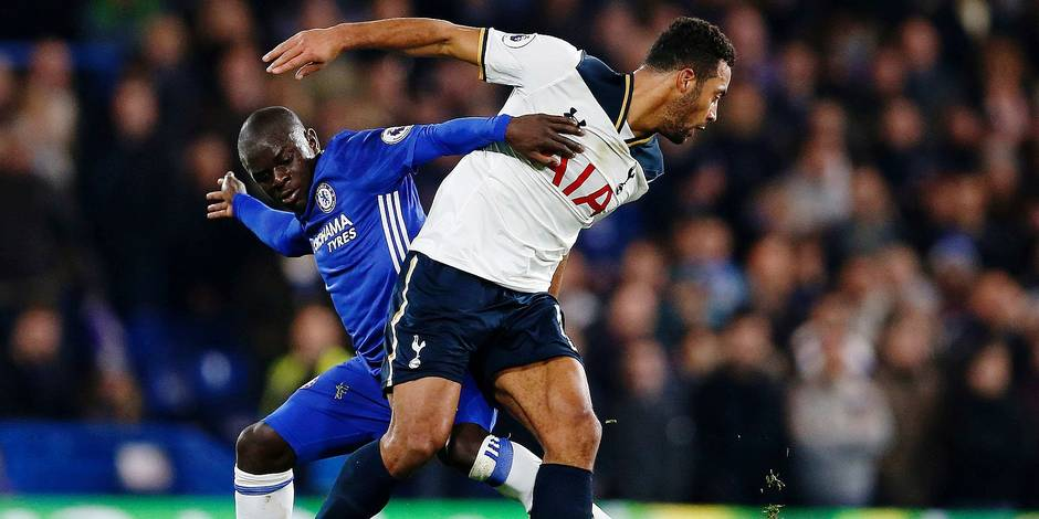Chelsea tombe Tottenham à Wembley