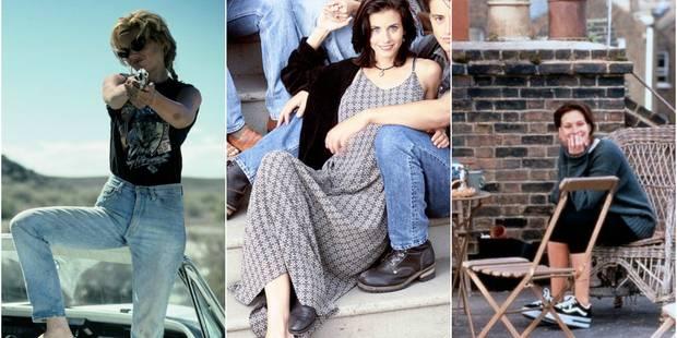 """15 inspirations """"mode"""" des films des années nonante - La DH"""