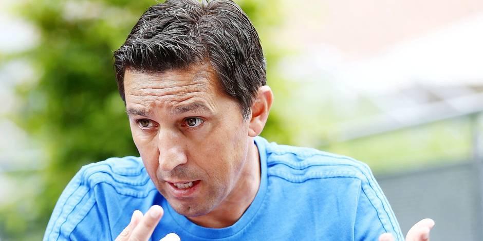 """En visite chez Besnik Hasi: """"Je ne méritais pas d'être T1 à l'Olympiacos"""" - La DH"""