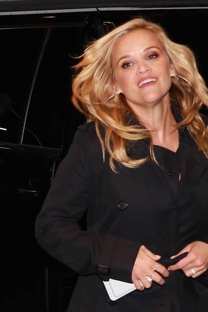 Reese Witherspoon ne manquerait pas un rendez-vous mode!