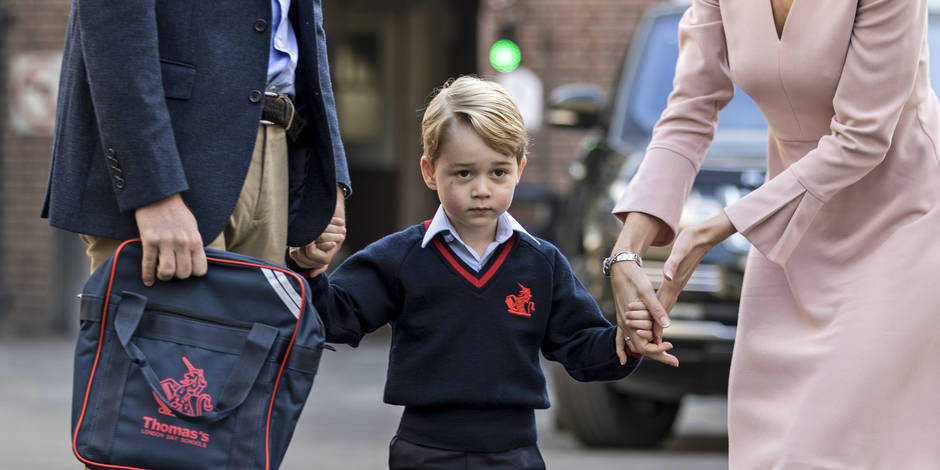 Kate Middleton a dû convaincre le prince William d'avoir un troisième enfant