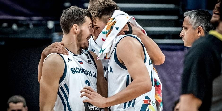 Goran Dragic et Luka Doncic envoient la Slovénie en demi-finale — Eurobasket