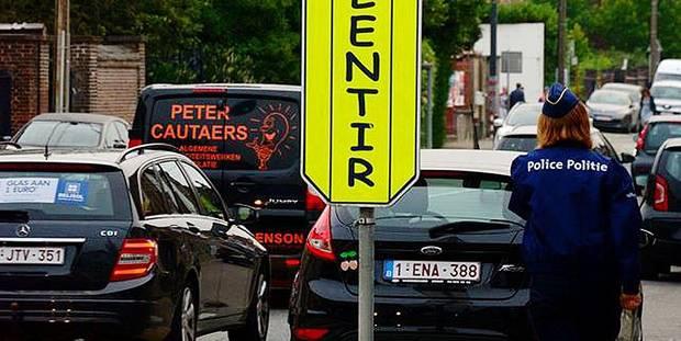 Brabant wallon Ouest : 1.936 conducteurs flashés devant les écoles ! - La DH