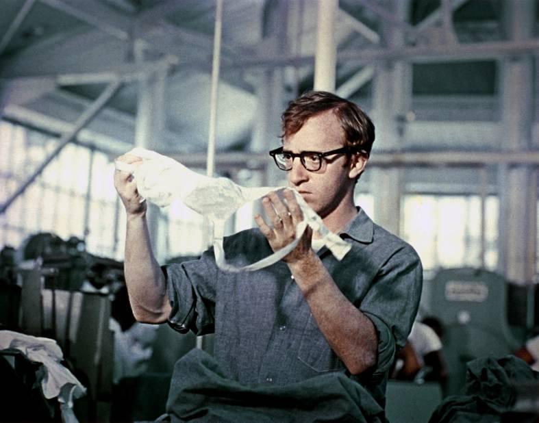 En 1969 dans le film