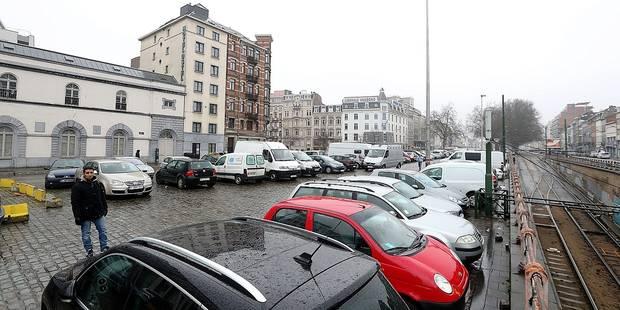 """Bruxelles-ville: Un projet """"décevant"""" pour le boulevard Poincaré - La DH"""
