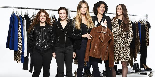 Heidi Klum, reine du shopping en seconde main - La DH