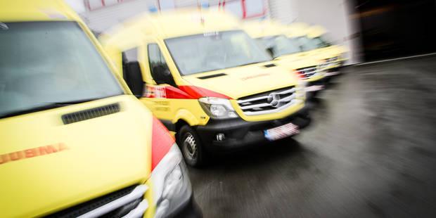 Mons-Borinage : Des ambulances privées utilisent illégalement les sirènes - La DH