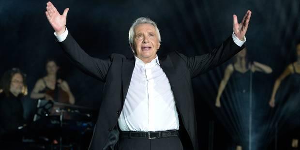 Une dernière tournée et puis s'en va pour Michel Sardou: 50 ans de carrière en 20 succès (VIDEOS & SONDAGE) - La DH