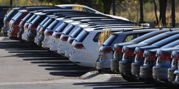 Nouvelles inspections de l'UE dans l'industrie automobile allemande - La DH