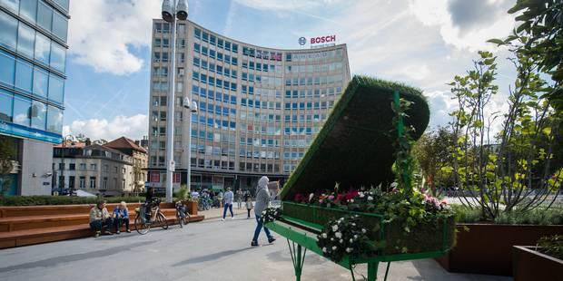 Mobilité à Bruxelles : le réaménagement de la place Madou va démarrer, la commune a posé ses exigences - La DH
