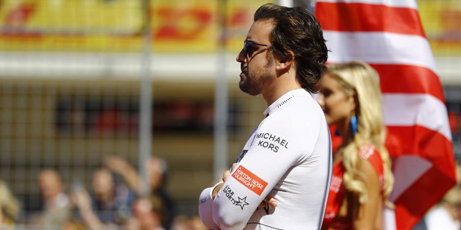 IMSA - Alonso confirmé aux 24h de Daytona