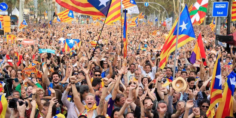 """Résultat de recherche d'images pour """"La Catalogne sous tutelle"""""""